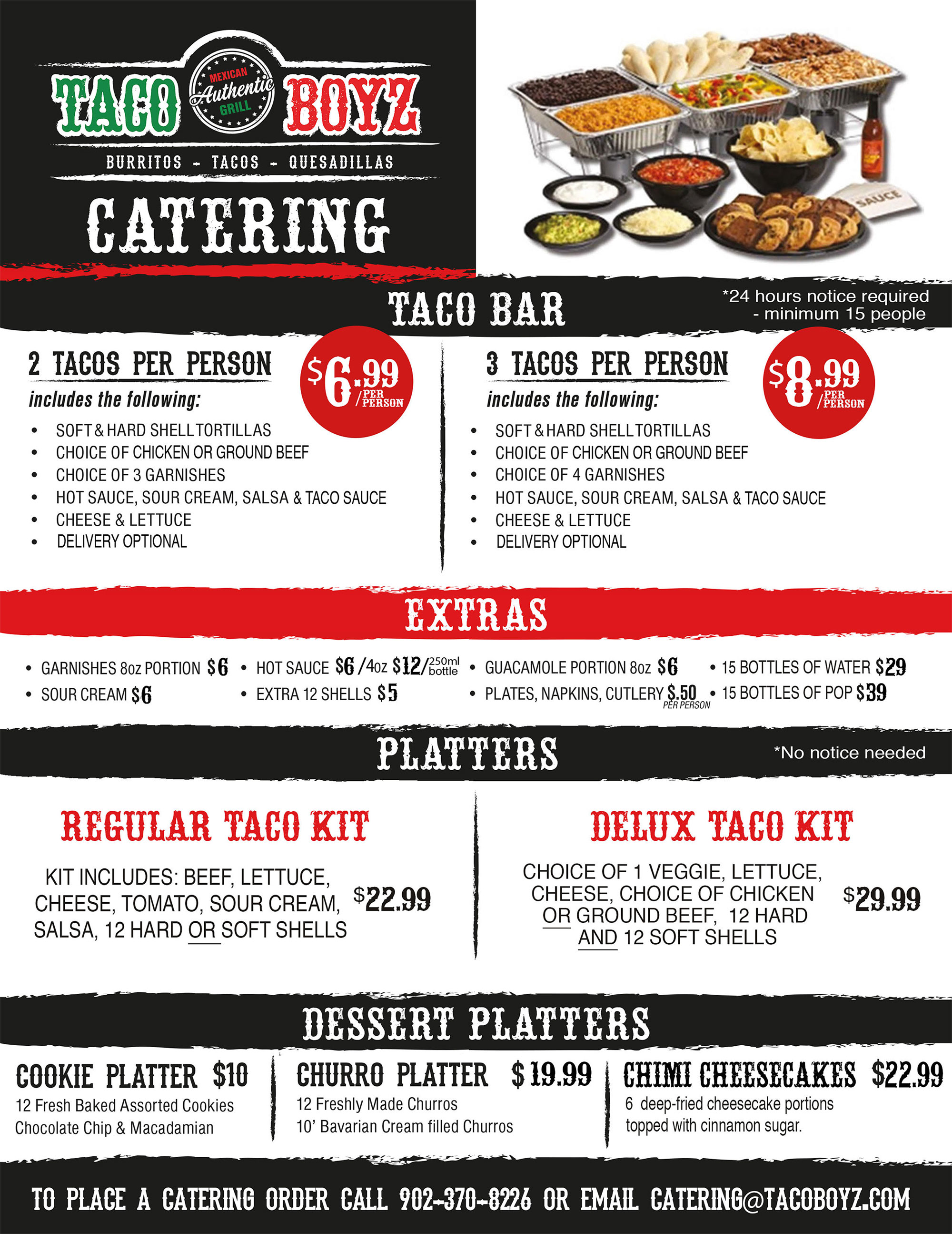 Catering – Taco Boyz